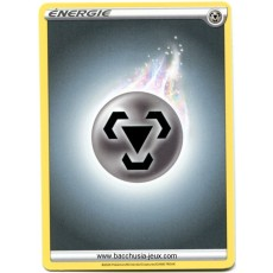 10 Cartes Pokémon Energie métal série 3