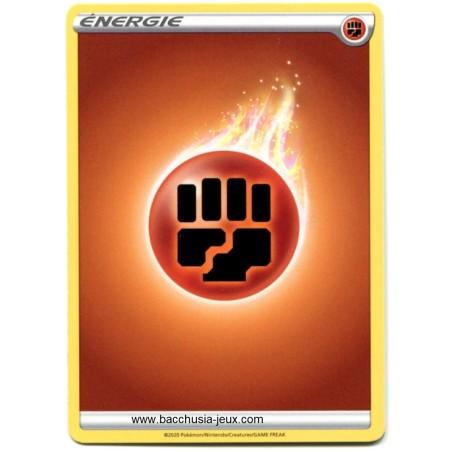 10 Cartes Pokémon Energie combat série 3