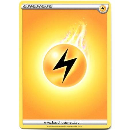 10 Cartes Pokémon Energie Electrique série 3