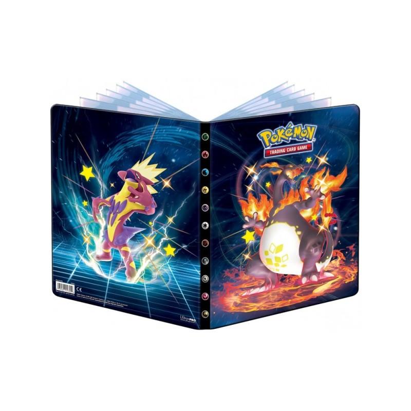 Pokemon Portfolio A4 EB4.5 Destinées Radieuses