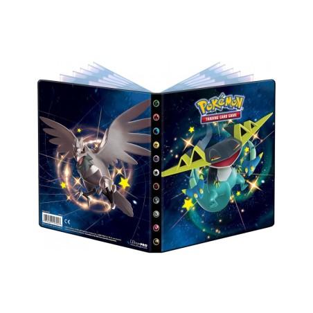 Pokemon Portfolio A5 EB4.5 Destinées Radieuses
