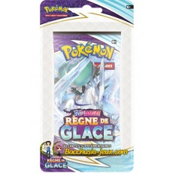 Pokémon 1 Booster Blister EB06 Règne de Glace