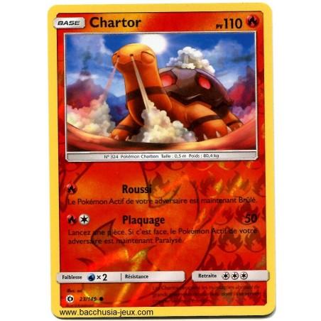 Carte Pokemon SL1 24/149 Flamiaou Reverse