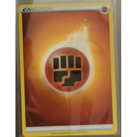 Carte Pokémon Energie Combat Reverse S3
