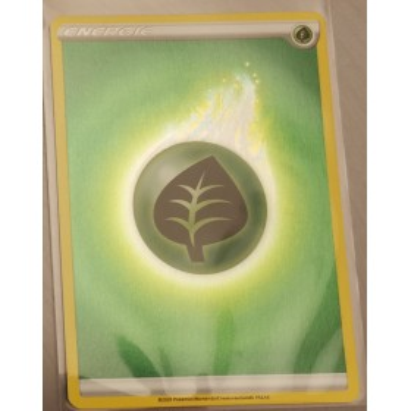Carte Pokémon Energie Plante Reverse S3