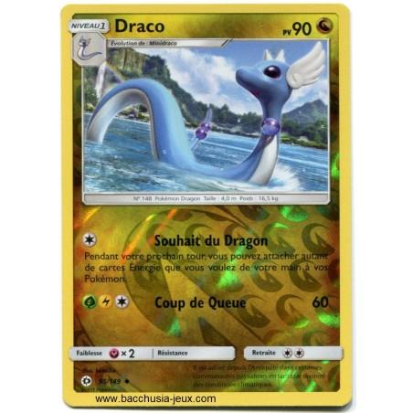 Carte Pokemon SL1 95/149 Draco Reverse