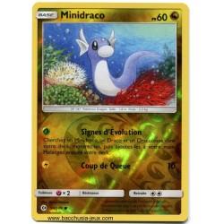 Carte Pokemon SL1 94/149 Minidraco Reverse