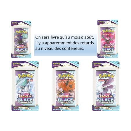 Pokemon 1 Carton EB06 Règne de Glace 36 boosters sous blister