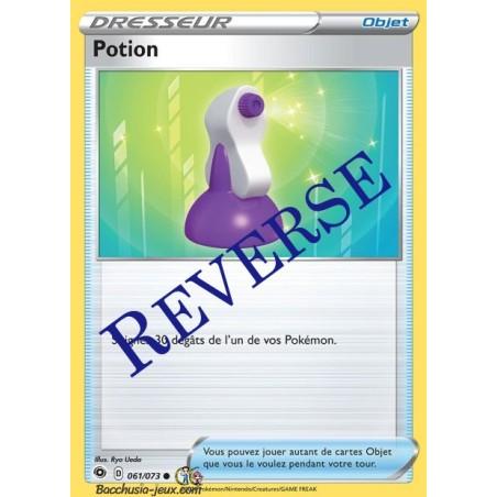 Carte Pokemon EB3.5 61/73 Potion Reverse