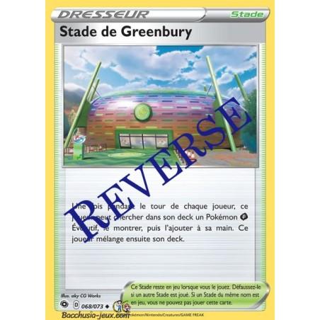 Carte Pokemon EB3.5 68/73 Stade de Greenbury