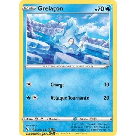 Carte Pokémon EB07 044/203 Grelaçon