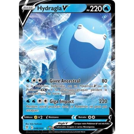 Carte Pokémon EB07 048/203Hydragla V