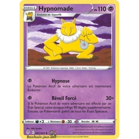 Carte Pokémon EB07 062/203 Hypnomade