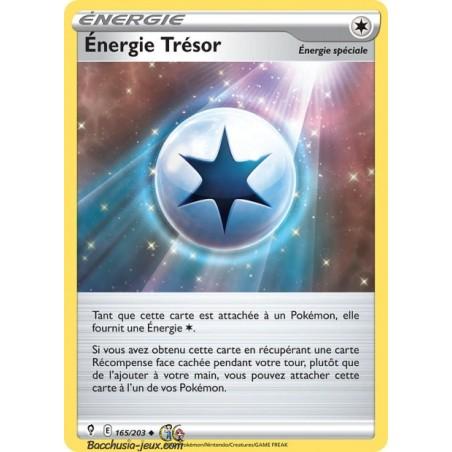 Carte Pokémon EB07 165/203 Energie Trésor