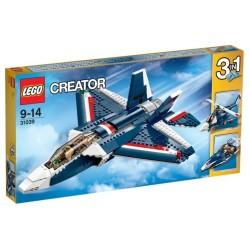 Lego Creator  31039 - L'avion bleu