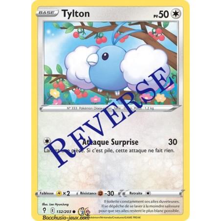 Carte Pokémon EB07 132/203 Tylton Reverse