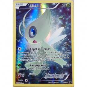 Carte Celebi XY111 Collection pokémon fabuleux