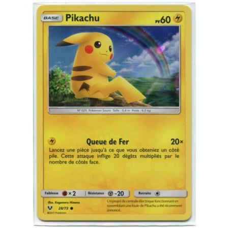 Pikachu HOLO SL3.5 28/73