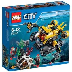 Lego City 60092 - Sous-Marin