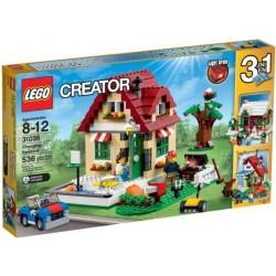 Lego creator 31038 - Le changement de saison