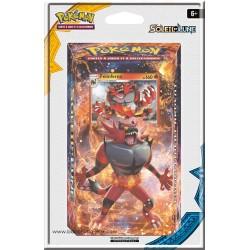 Pokemon Deck sous blister SL1 Felinferno