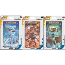 Pokemon Lot de 3 Decks sous blister SL1