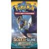 Pokémon 1 Booster Soleil et Lune