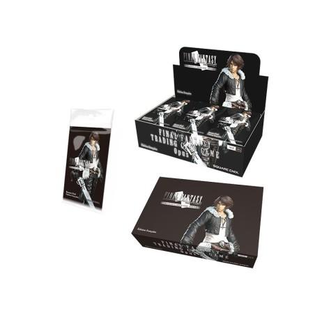Final Fantasy TCG Display de 36 Boosters Opus 2