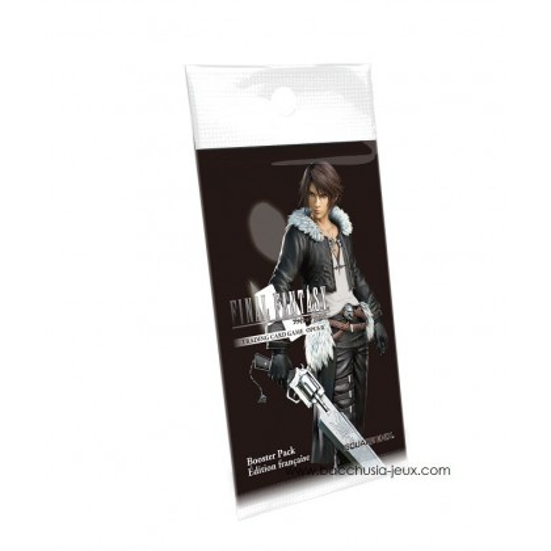 Final Fantasy TCG Booster Opus 1