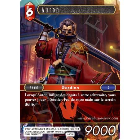 Auron 1-001H