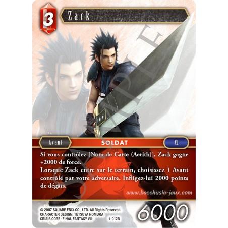 Zack 1-012R