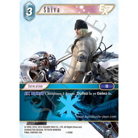 Shiva 1-038R