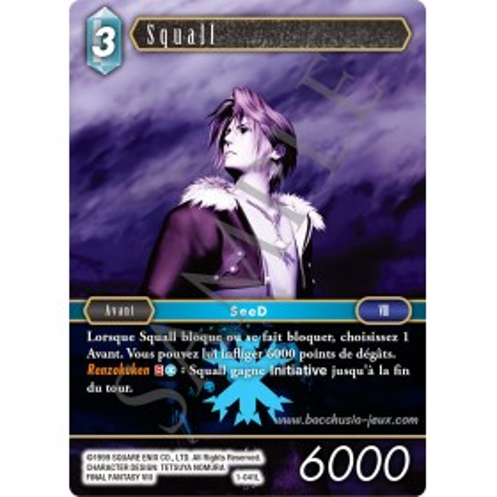 Squall 1-041L