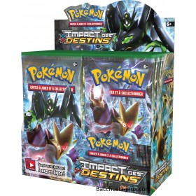 Pokemon Display XY10 Impact des Destins (36 boosters), neuf et scellé PokéBall
