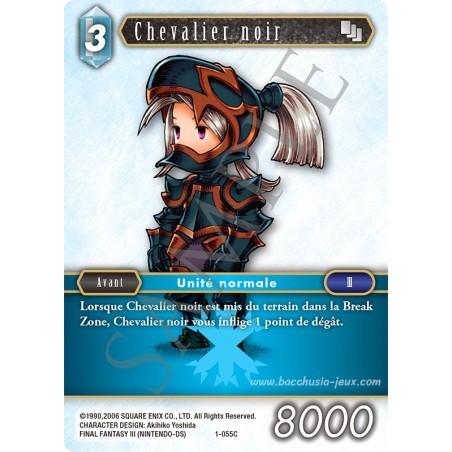 Chevalier noir 1-055C