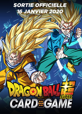 Dragon Ball Super Card Game - Expansion Booster 01 - DBS-EB01