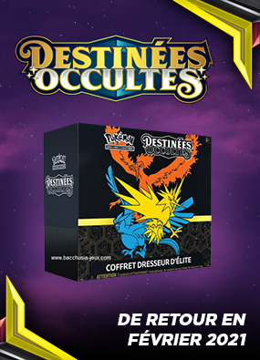 Pokemon - Elite Box - Destinées Occultes